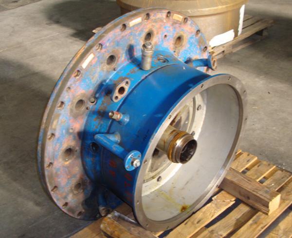 Coperchio francis lato generatore
