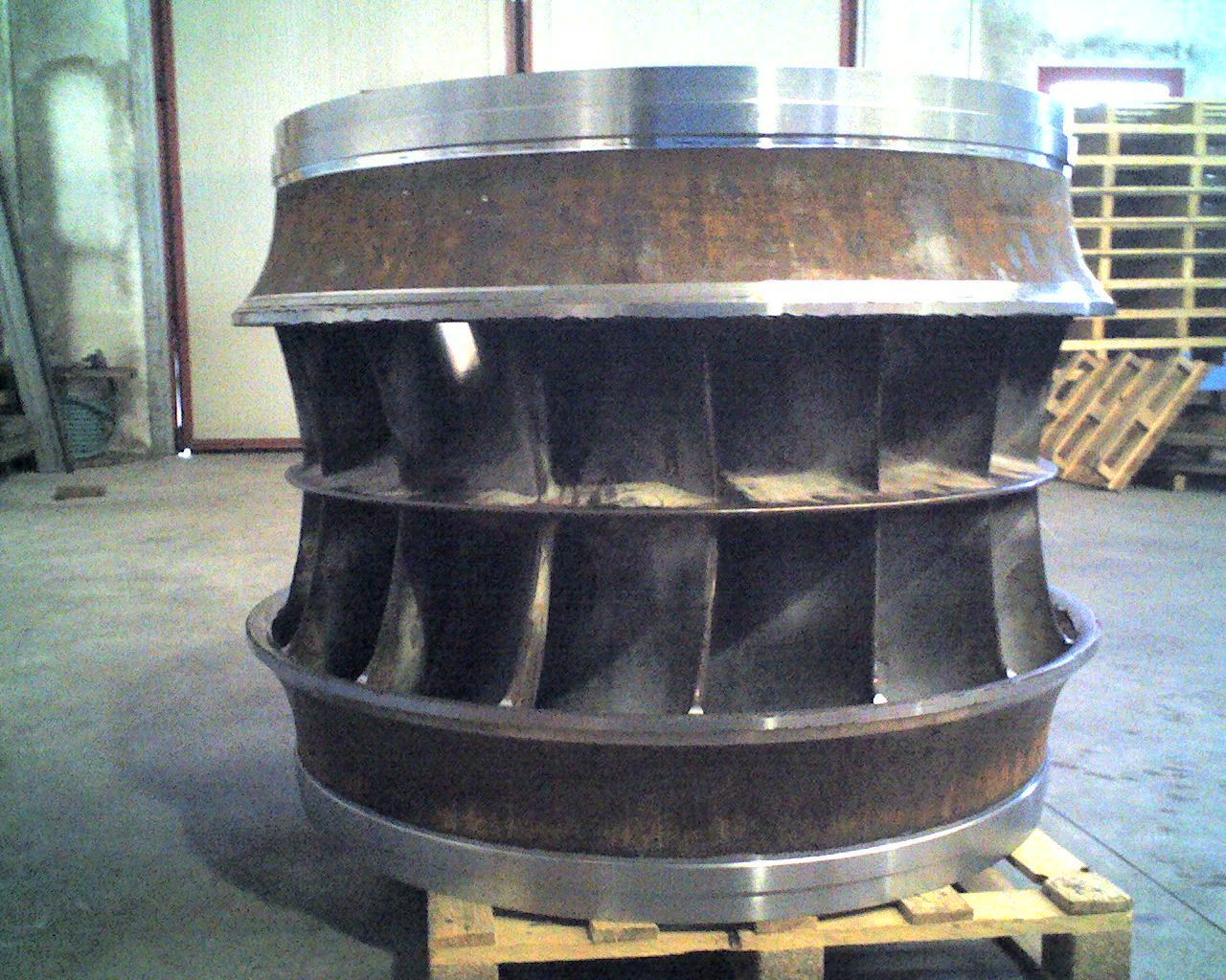 Revisione turbine